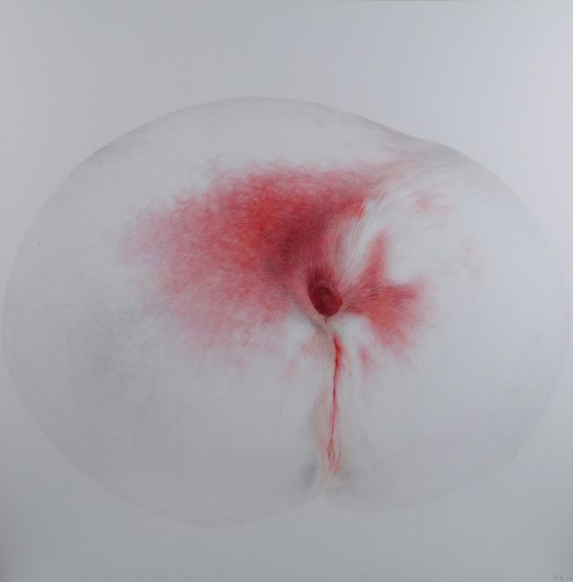 , 'Peach 7,' 2013, Chambers Fine Art