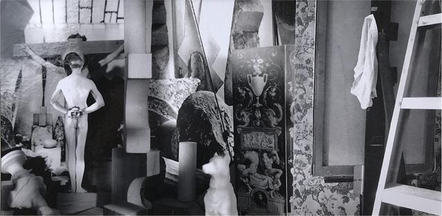 , 'With Velaquez's Crucifixtion,' 1986, Zevitas Marcus