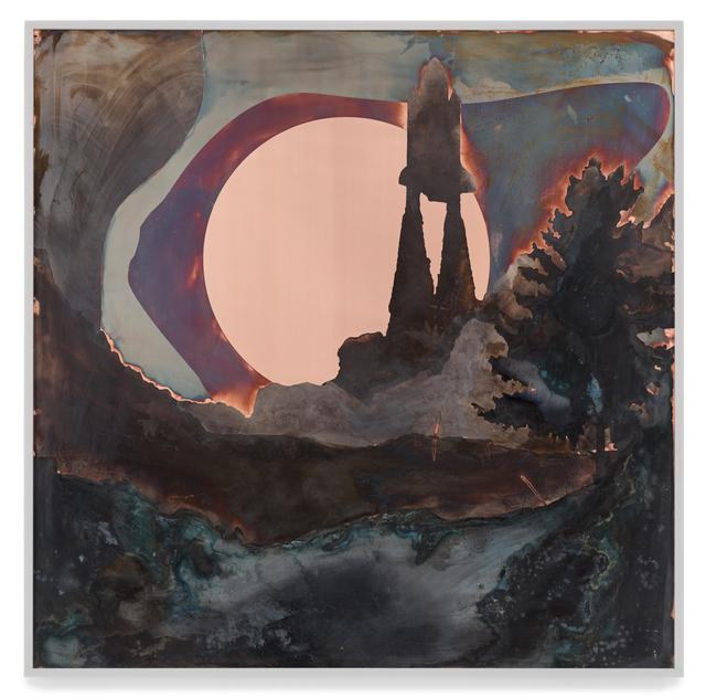 , 'Departure,' 2018, Cecilia Hillström Gallery