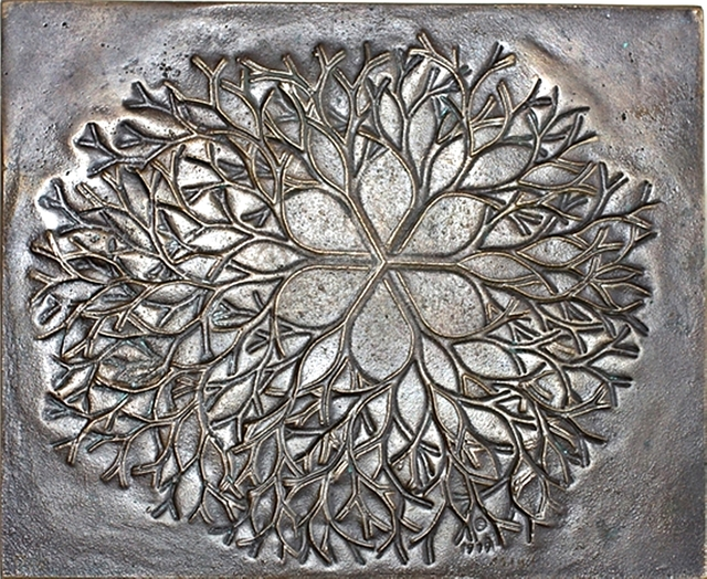 Ruth Asawa, 'Bronze Flower ', 1979, Alpha 137 Gallery