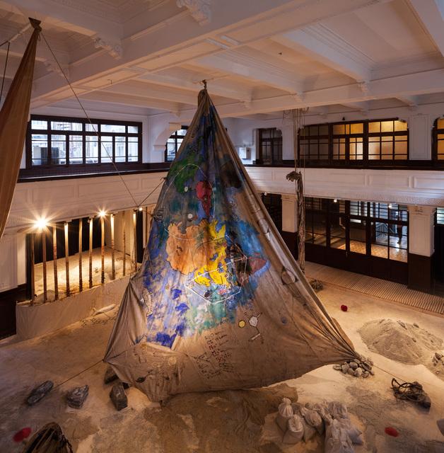 , 'The Salt Traders ,' 2015, Istanbul Biennial