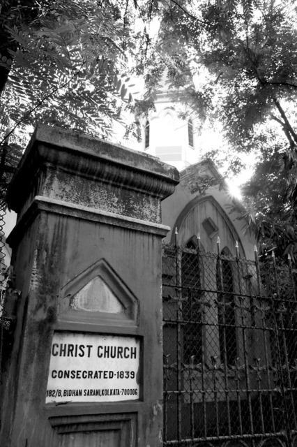 , ''Christ Church', North Calcutta,' 2012, Sundaram Tagore Gallery
