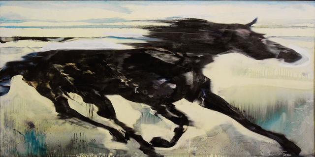 , 'Black Murgese,' 2006, Tabla Rasa Gallery