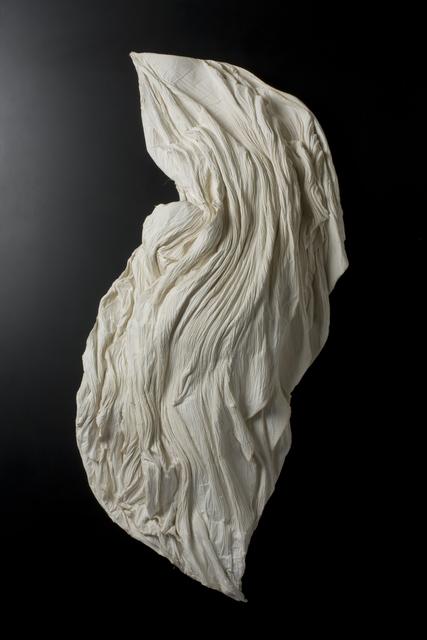 Yoshio Ikezaki, 'The Earth Breathes-23', 2008, Sculpture, Handmade paper, kozo fiber, Japanese watercolor, Kylin Gallery