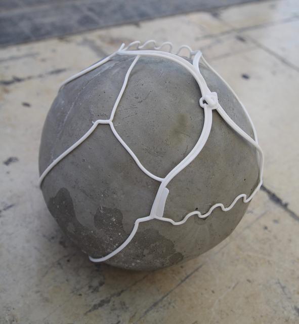 , 'Netz mit Boden,' 2017, galerie burster