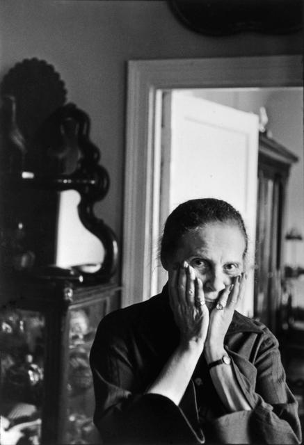 , 'LILYA BRIK, MOSCOW, 1954,' 1954, Huxley-Parlour