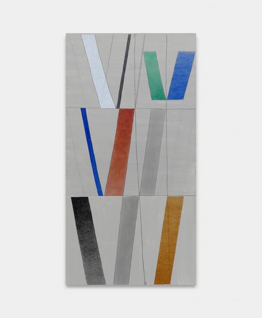 Julio Villani, 'paysage avec ailleurs', 2018, Galeria Raquel Arnaud