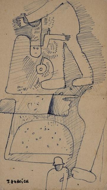 , 'Composición,' ca. 1964, Galería de las Misiones