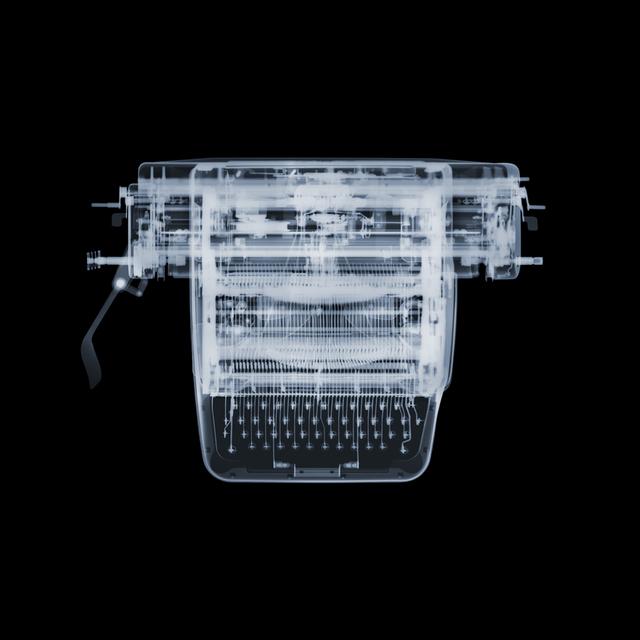Nick Veasey, 'Typewriter', 2013, Opiom Gallery