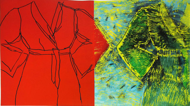 , 'Dexter and Gus,' 2002, Hamilton-Selway Fine Art