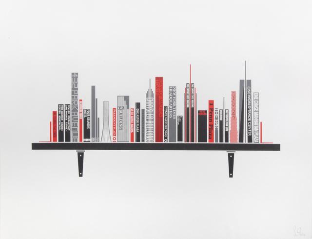 Sean Mort, 'New York Skyline', 2012, Julien's Auctions