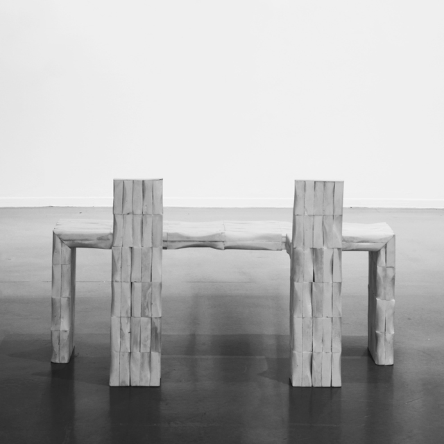, 'Bench Dent,' 2015, Jason Jacques Gallery