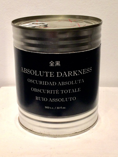 , 'Absolut Darkness,' 2017, ArtLabbé Gallery
