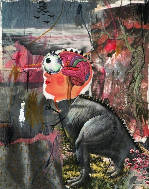 , 'animan 10,' 2016, Artdepot