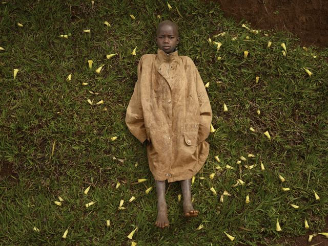 ", 'Portrait #1, Rwanda, from the series ""1994"",' 2014, PRISKA PASQUER"