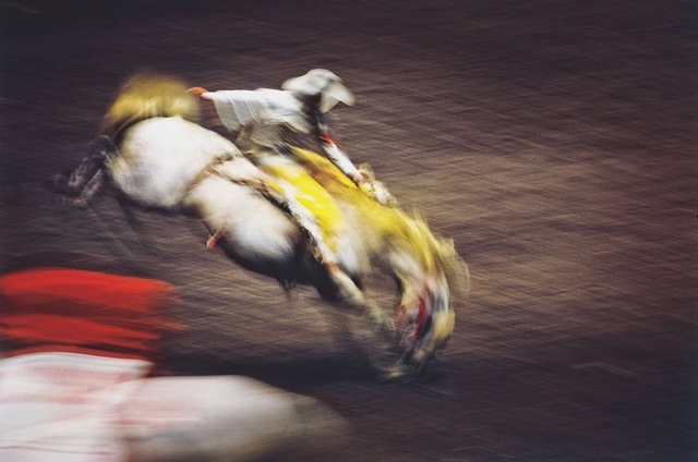 , 'Rodeo, Madison Square Garden, New York,' 1957, Atlas Gallery