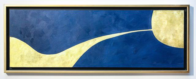, 'Luna,' 2017, Miller Gallery Charleston