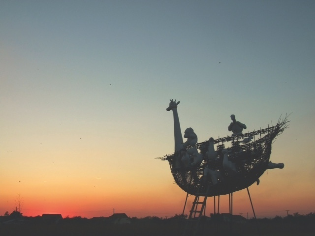 , 'Noah's Ark,' 2008, AnnArt Gallery