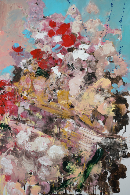 , 'Fiori in Liberta (Flowers on the Loose) ,' 2019, Maddox Gallery
