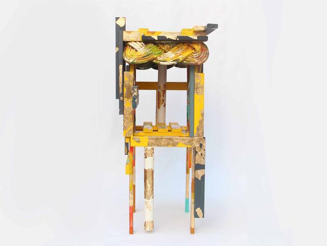 , 'bookcase,' 2015, Legado Arte