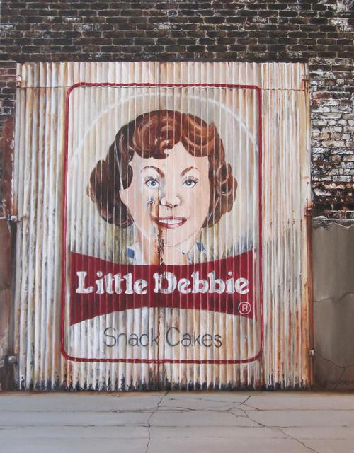 , 'Little Debbie,' 2016, LeMieux Galleries