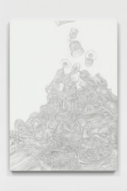 , 'Diamax is Not Lead Crystal,' 2016, Catharine Clark Gallery