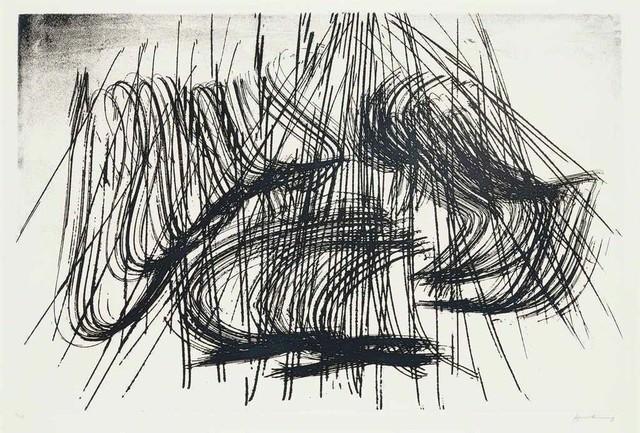 Hans Hartung, 'Nº3', 1971, Kunzt Gallery