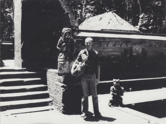 Carlos Ginzburg, 'Ginzburg à Bali, Indonésie. ', 1979, Herlitzka + Faria