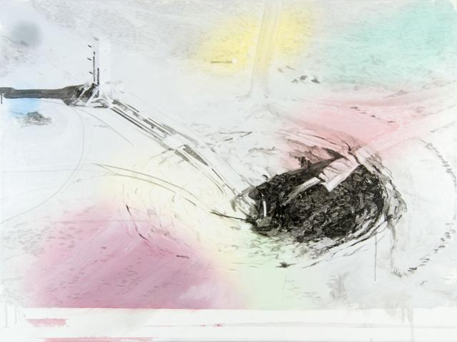 , 'Test 3,' 2015, Elizabeth Houston Gallery