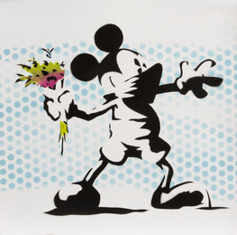 Mickey Mouse Banksy