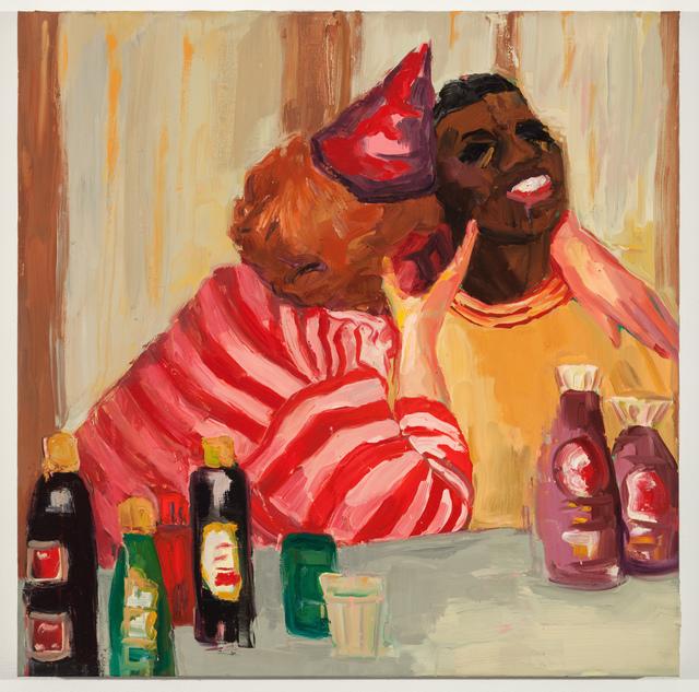 , 'Fashing Kiss,' 2018, Jonathan Ferrara Gallery