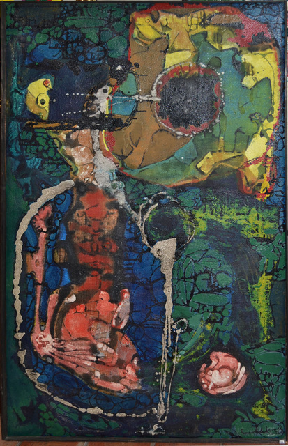 , 'Les Piranias,' 1954, SkyGallery