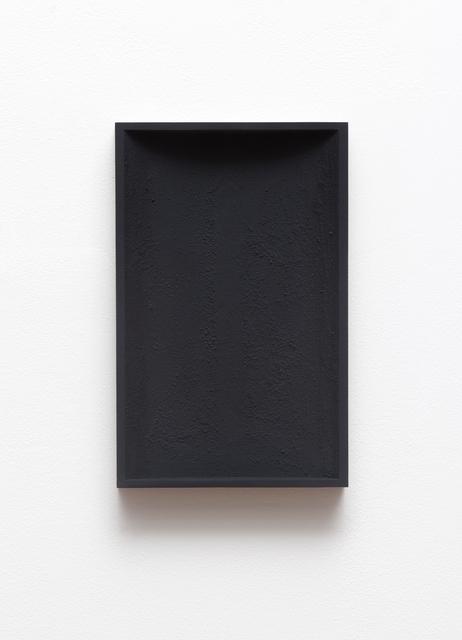 , 'Facebox, eyes shut,' 2018, Jessica Silverman Gallery