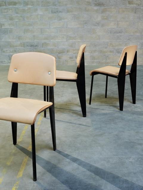 , 'Standard chairs,' ca. 1950, Galerie Downtown - François Laffanour