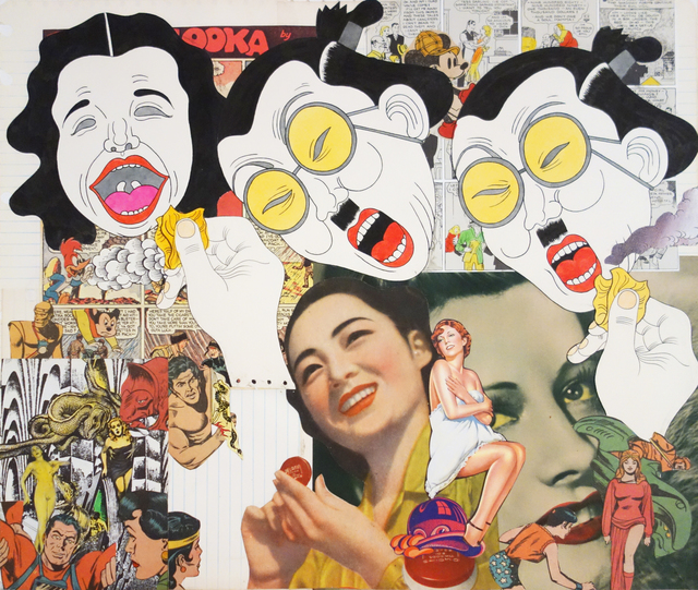 Keiichi Tanaami, 'Collage Book 7_34 ', 1973, Michael Hoppen Gallery