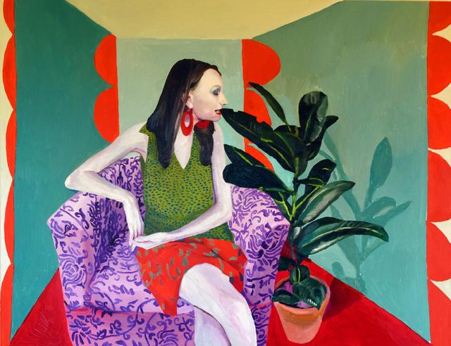 , 'Disorder Plant,' 2018, Yiri Arts