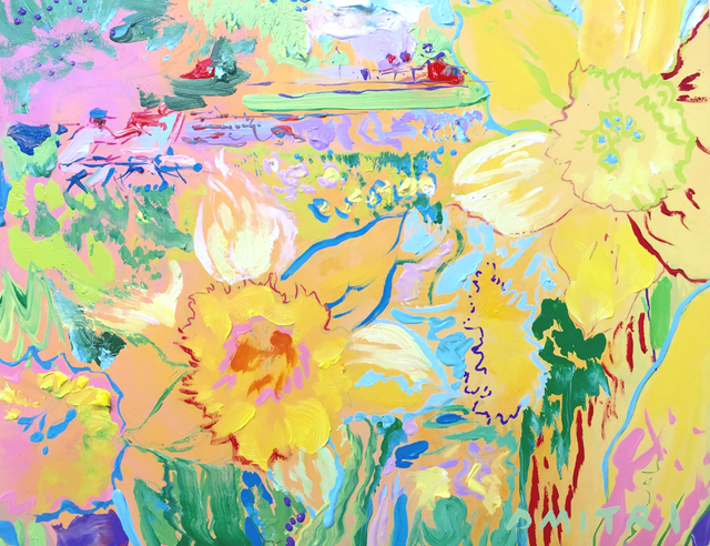Dmitri Wright, 'Daffodils Opus III', 2018, Isabella Garrucho Fine Art