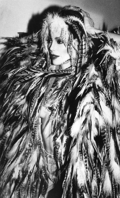 , 'Feathered Coat,' 1979, Edelman Arts