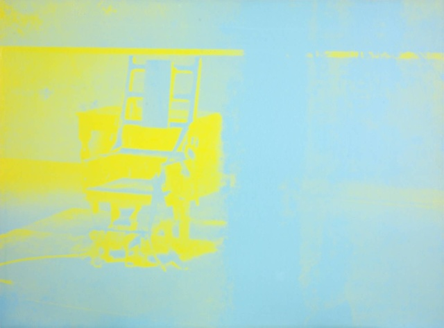 , 'Electric Chair (F&S II.77),' 1971, Joseph Fine Art LONDON