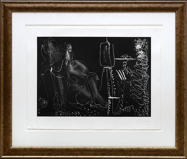 , 'Dans l'atelier,' 1966, Tanya Baxter Contemporary