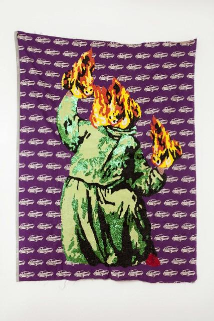 , 'Décapité enflammé #2,' , GNYP Gallery