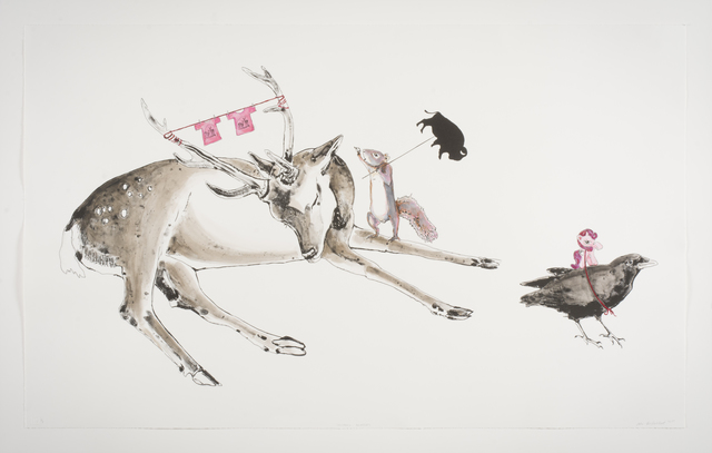 , 'Squirrel Mumbles,' 2014, Highpoint Editions