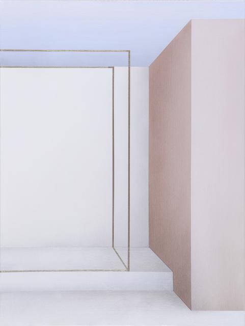Ira Svobodová, 'Framing Space 11', 2019, River