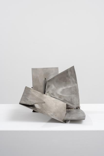, 'Stainless Steel Piece 0-0,' 1978, Huxley-Parlour