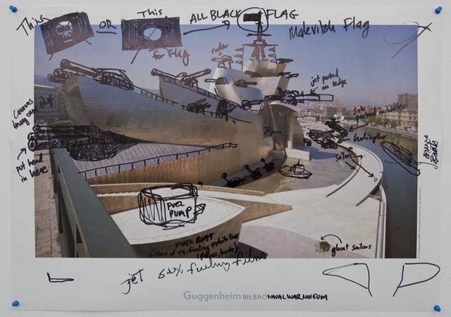 , 'Guggenheim Bilbao Poster Set,' 2006, Galerie Parisa Kind