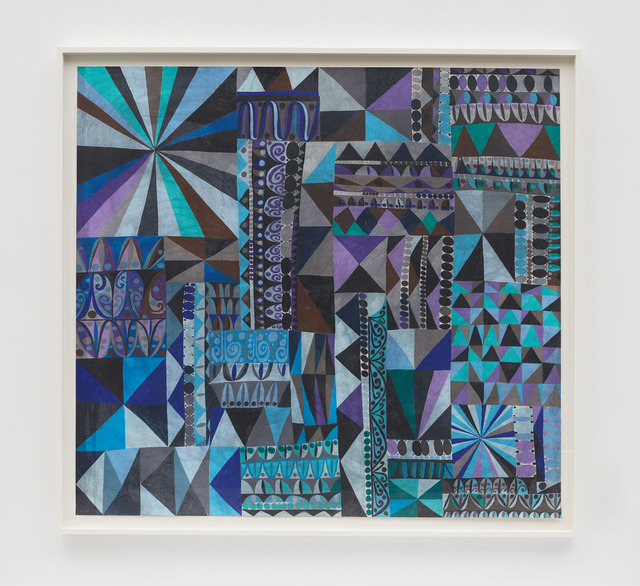 , 'Untitled,' 2016, Marianne Boesky Gallery