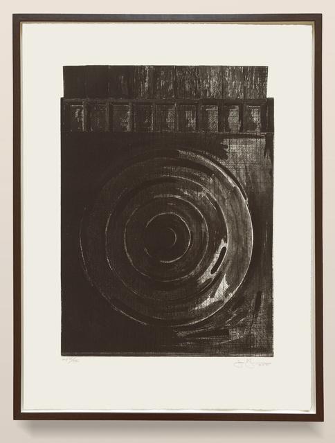 Jasper Johns, 'Target with Plaster Casts', 1988-1989, Joseph K. Levene Fine Art, Ltd.