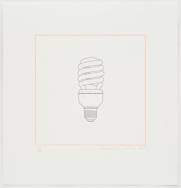 , 'Light bulb,' 2015, Alan Cristea Gallery