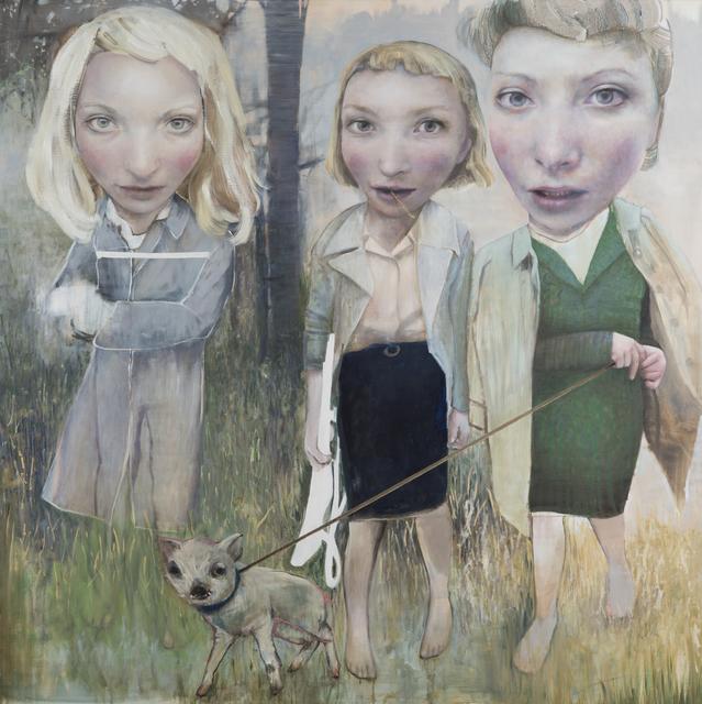 , 'Beware The Jabberwock II,' 2016, Galerie Bart