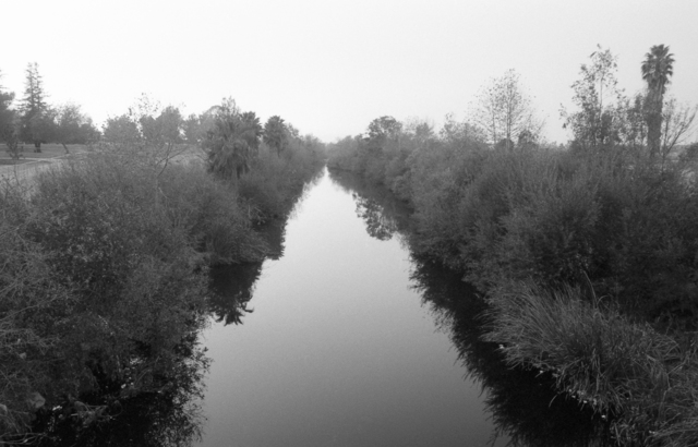 , 'Flux: Los Angeles River, Valley View,' 1997, Wall Space Gallery